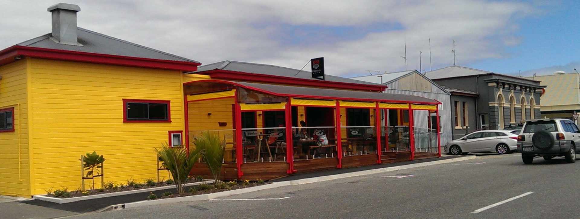 The Denniston Dog Restaurant & Bar, Westport